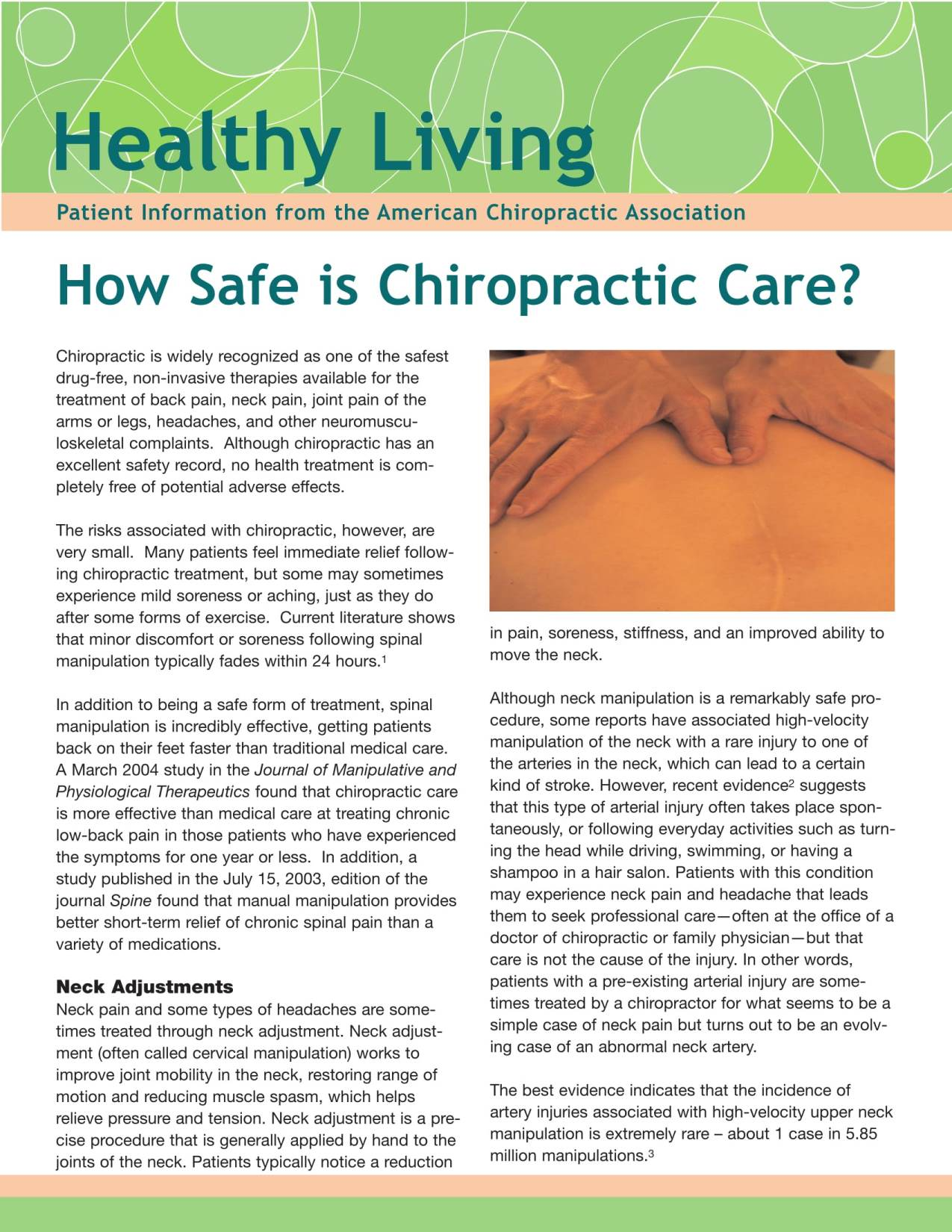 GHC Chiropractic